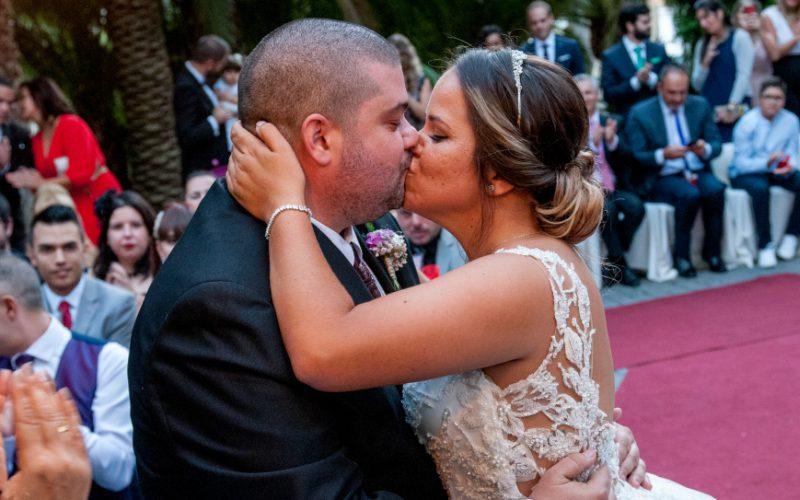 Lara & Aythami vídeos de boda en Santa Brígida