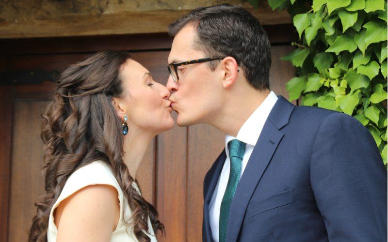 Natalia & Sergio videógrafos de boda políglotas
