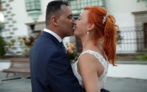 Yanira & Jacob videos de boda en Las Palmas